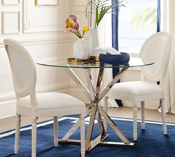 Impressive Preferred Ava Coffee Tables Throughout Ava Dining Table Pottery Barn (View 22 of 50)
