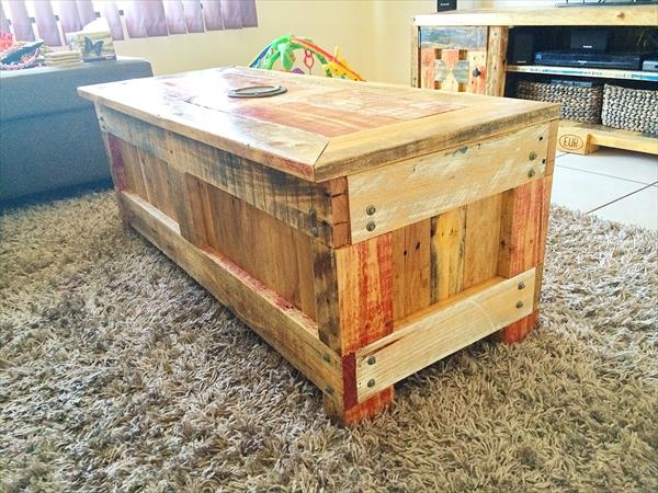 Impressive Preferred Coffee Tables And TV Stands Matching Within Pallet Coffee Table With Matching Tv Cabinet Wooden Pallet Furniture (View 38 of 50)