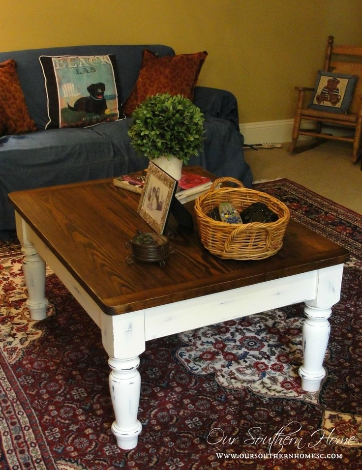 Impressive Preferred Country Coffee Tables For Top 25 Best Farmhouse Coffee Tables Ideas On Pinterest Farm (View 26 of 50)