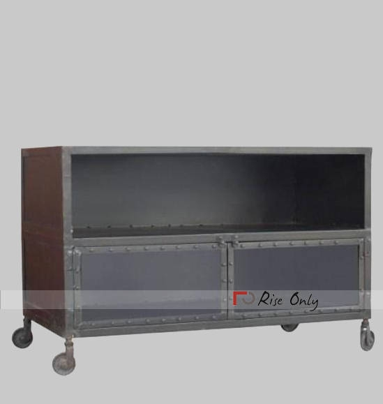 Impressive Preferred Industrial Metal TV Cabinets Intended For Wholesale Industrial Furniture Online Industrial Furnitures India (Image 30 of 50)