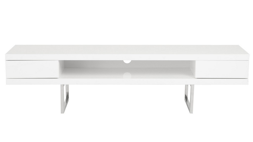 Impressive Preferred Oval White TV Stands Within Oval White Tv Stand (Photo 11 of 50)