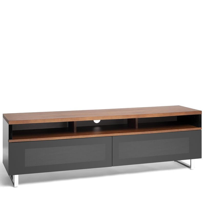 Impressive Preferred Panorama TV Stands Regarding Techlink Panorama Tv Stand For Tvs Up To 80 Reviews Wayfaircouk (View 33 of 50)