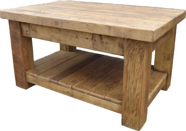 Impressive Preferred Pine Coffee Tables With Pine Coffee Table (View 3 of 50)