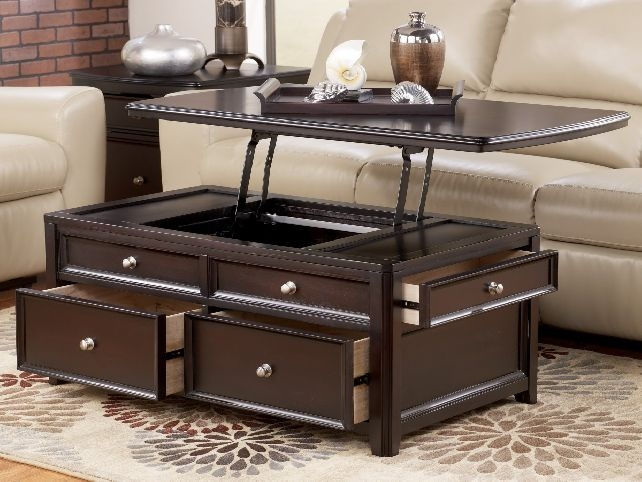 Impressive Preferred Raise Up Coffee Tables For Coffee Table Extraordinary Coffee Table That Lifts Up Design Lift (Image 21 of 40)