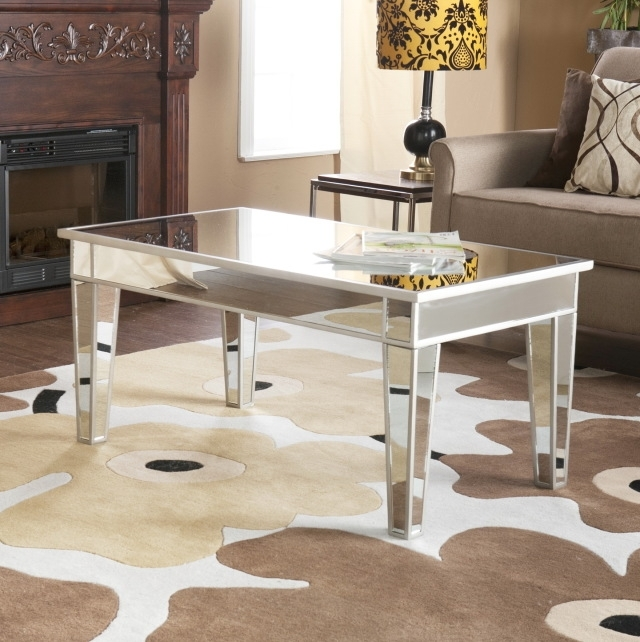 Impressive Preferred Small Mirrored Coffee Tables With Coffee Table Mirrored Coffee Table Target And Also Gorgeous (View 34 of 50)