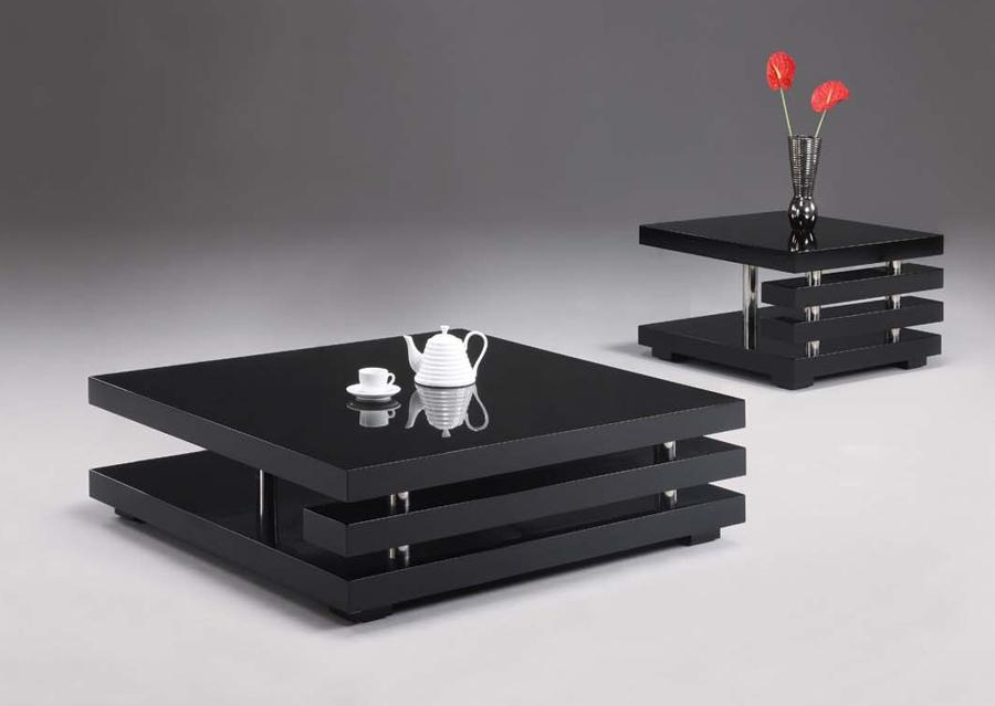 Impressive Premium Black Coffee Tables With Storage Pertaining To Marvelous Black Coffee Table Design (Image 26 of 40)