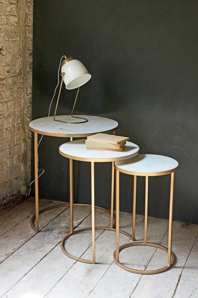 Impressive Premium Coffee Tables And Side Table Sets For Best 25 Nesting Tables Ideas On Pinterest Painted Nesting (Image 31 of 50)