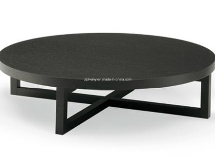 Impressive Premium Dark Wood Round Coffee Tables Pertaining To Round Dark Wood Coffee Table Jerichomafjarproject (Image 29 of 50)