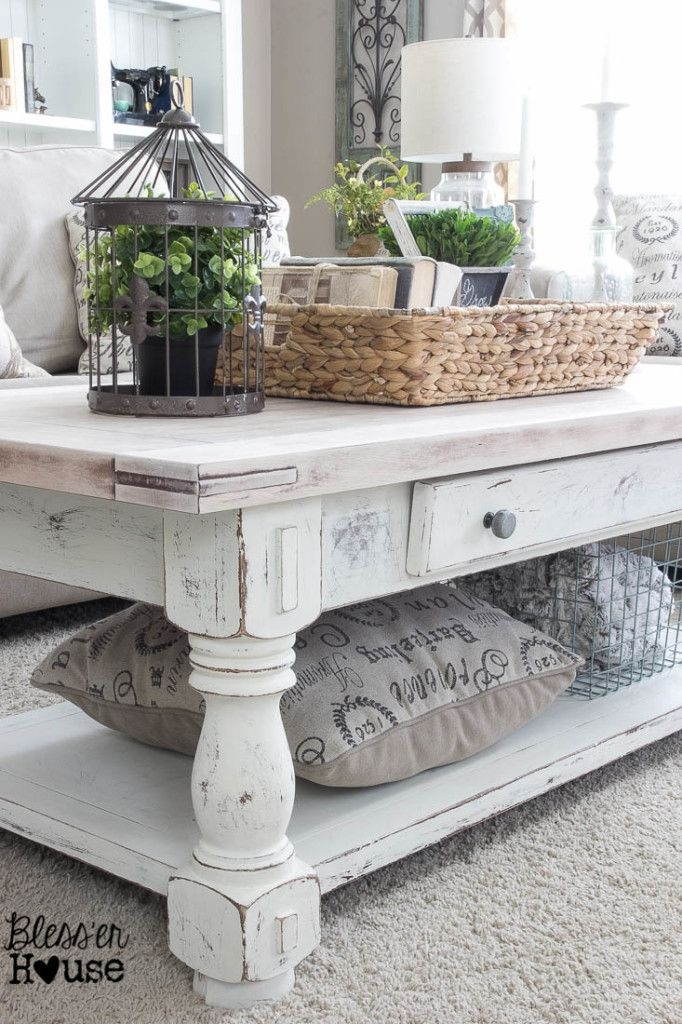Impressive Premium French White Coffee Tables Within Best 25 French Country Coffee Table Ideas Only On Pinterest (View 31 of 50)