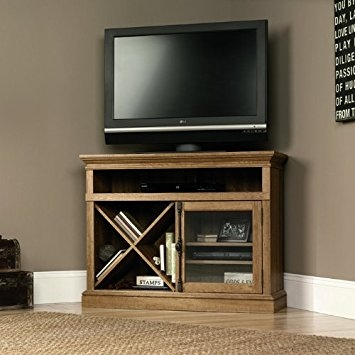 Impressive Premium Lane TV Stands Pertaining To Amazon Barrister Lane Corner Tv Stand Electronics (View 20 of 50)