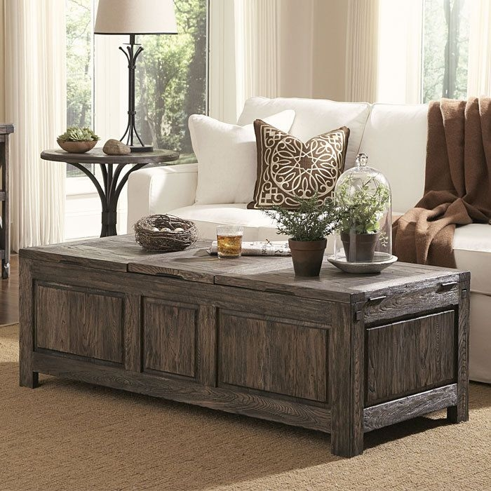 Impressive Premium Storage Coffee Tables With Best 20 Chest Coffee Tables Ideas On Pinterest Used Coffee (View 45 of 50)