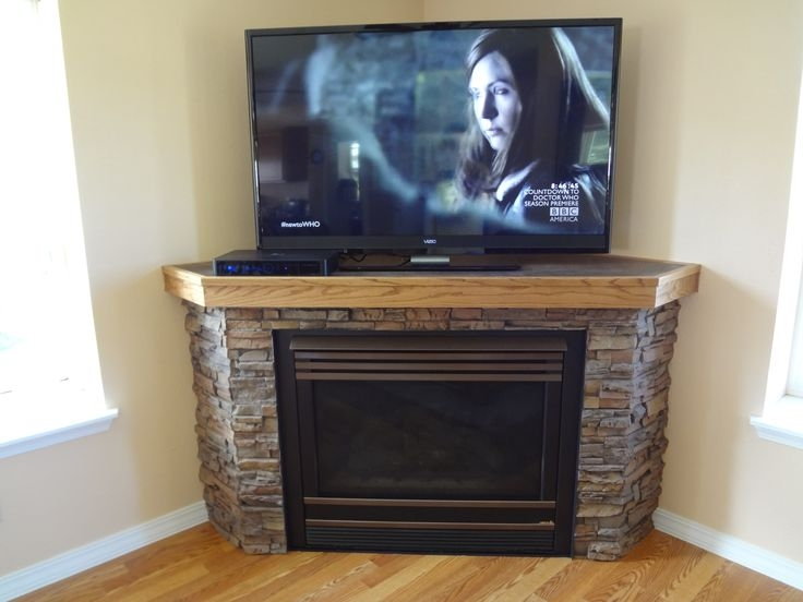 Impressive Premium Under TV Cabinets With Regard To Best 25 Corner Fireplace Tv Stand Ideas On Pinterest Corner Tv (Image 28 of 50)