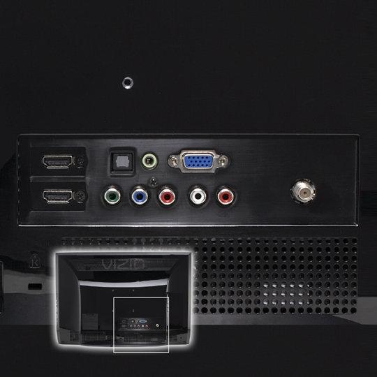 Impressive Premium Vizio 24 Inch TV Stands Within Amazon Vizio M260va 26 Inch Class Razorled 720p Lcd Hdtv (Image 28 of 50)