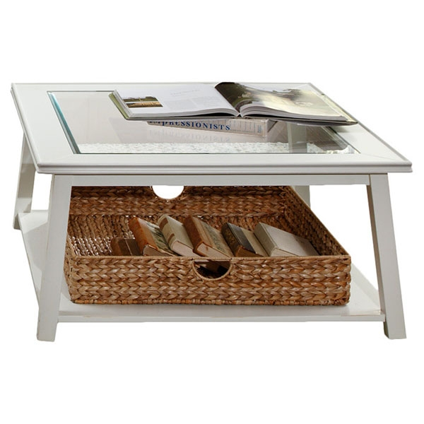 Impressive Premium White Coffee Tables With Baskets In 22 Well Designed Coffee Tables With Basket For Storage Home (Image 23 of 40)