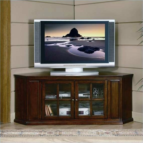 Impressive Series Of Cheap Tall TV Stands For Flat Screens Inside Best 25 Tall Corner Tv Stand Ideas On Pinterest Tall (View 31 of 50)