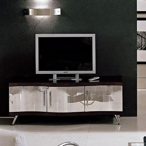 Impressive Series Of Classy TV Stands Pertaining To Choosing Between Small And Big Tv Stands La Furniture Blog (View 20 of 50)