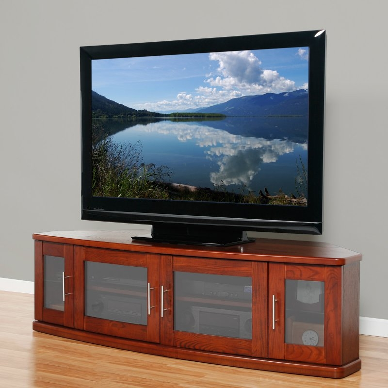 Impressive Series Of Corner TV Cabinets For 55 Inch Tv For Corner Tv Stands For 55 Inch Tv Home Design Ideas (View 11 of 50)