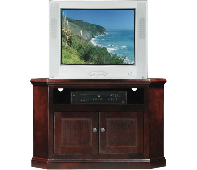 Impressive Series Of Corner TV Stands For Flat Screen Within Hacker Help Corner Flat Screen Tv Stand With Storage Ikea (Image 31 of 50)