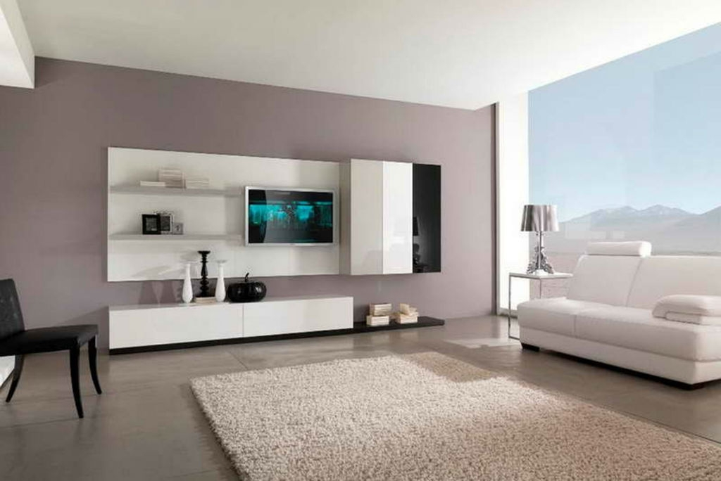 Impressive Series Of Full Wall TV Cabinets In Living Room Modern Living Room Furniture Small Spaces Living (Image 30 of 50)