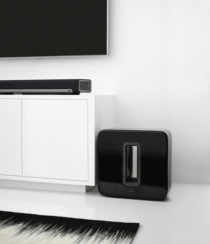 Impressive Series Of Sonos TV Stands With Sonos Playbar 31 Home Theater System At Crutchfield (View 31 of 50)