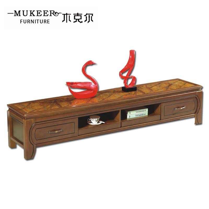 Impressive Series Of Wooden TV Cabinets With Kerr Wooden Tv Cabinet Modern Chinese Oak Audio Visual Cabinet (View 37 of 50)