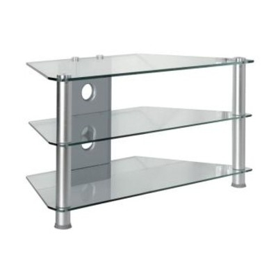 Impressive Top 32 Inch TV Stands Within Tv Stands Glassaluminium Tv Stand Upto 32 Inch Falcon Computers (Image 26 of 50)