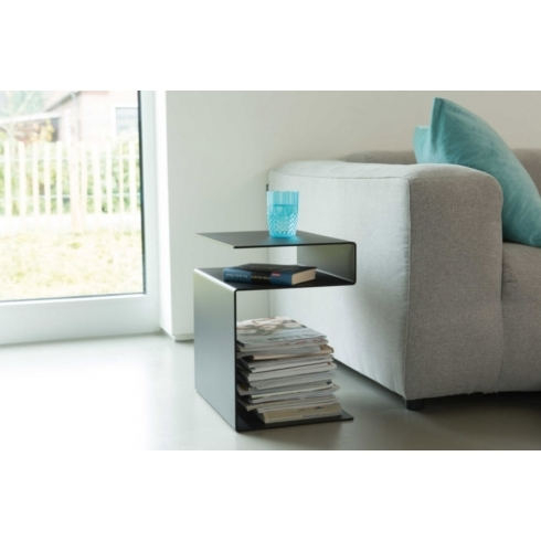 Impressive Top Coffee Tables With Magazine Storage Pertaining To German Made Huk Multi Purpose Side Table Magazine Rack Desk (Image 26 of 50)