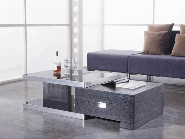 Impressive Top Contemporary Coffee Table Sets Within Modern Coffee Table Set (View 5 of 50)
