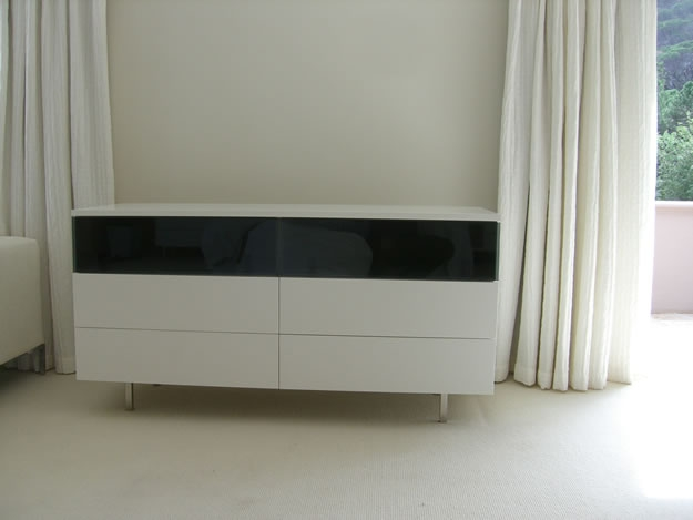 Impressive Top Freestanding TV Stands Within Freestanding Tv Stand Clean Design Gibb Cabinet Works (View 18 of 50)