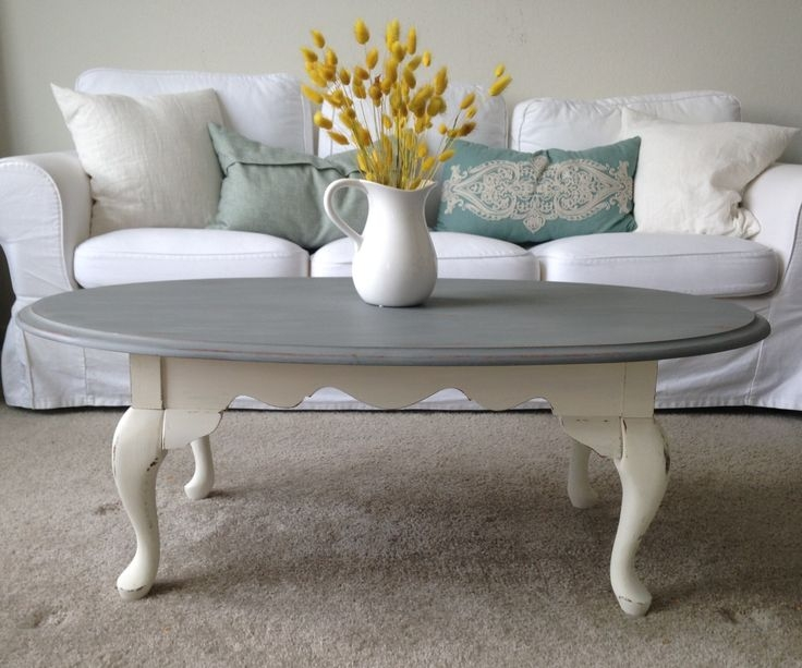 Impressive Top Oval White Coffee Tables With Best 20 Coffee Table Makeover Ideas On Pinterest Ottoman Ideas (Image 25 of 50)