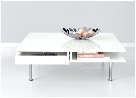 Impressive Top Square White Coffee Tables With Coffee Table White Coffee Table Square Large Coffee Table With (View 19 of 50)