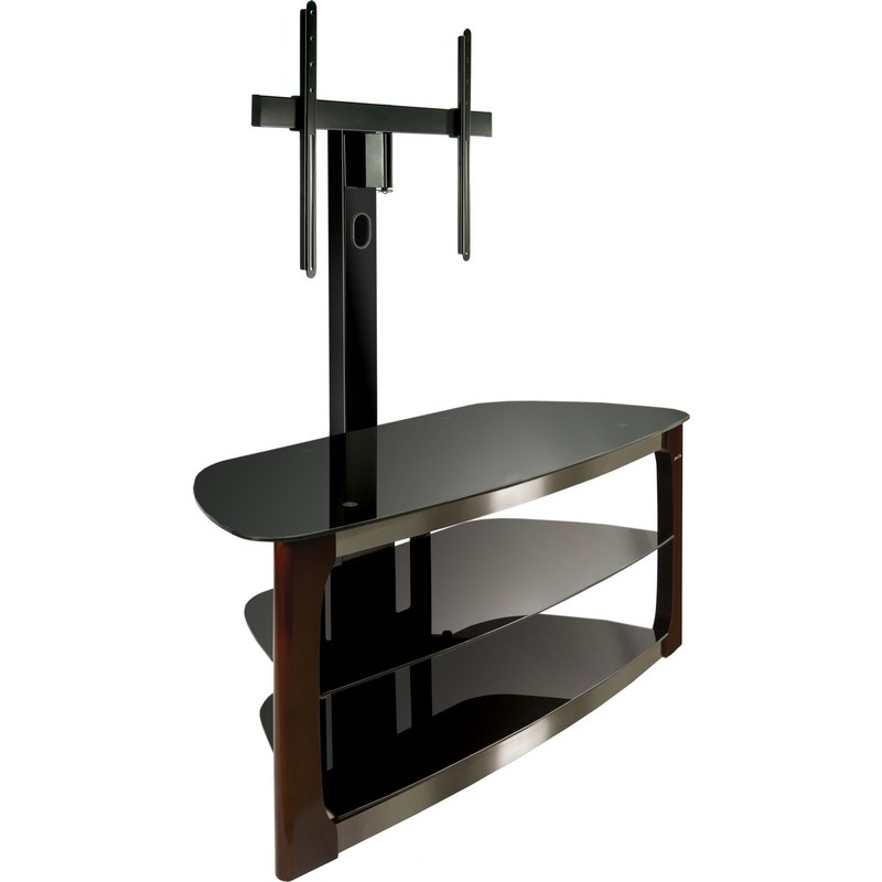 Impressive Top Swivel TV Stands With Mount Within Classic Flame Tpc2133 Bell O 52 Triple Playgao Universal Flat (Image 30 of 50)