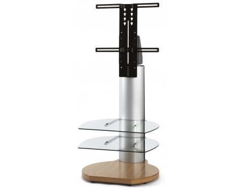 Impressive Top TV Stands Cantilever In Cantilever Tv Stand Origin Ii S4 Flat Panel Tv Stand In Oak Ebay (Image 31 of 50)