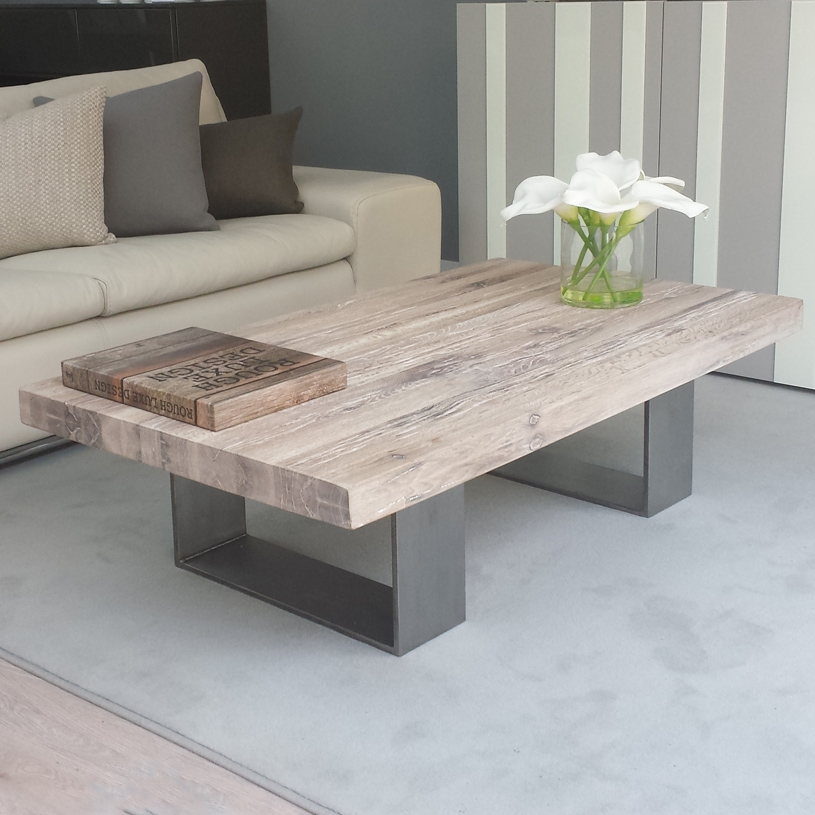 Impressive Top White And Oak Coffee Tables For Coffee Table Uk Wood (Image 29 of 50)