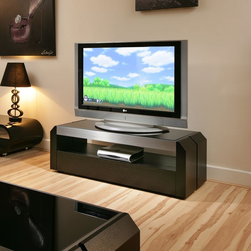Impressive Top Wood TV Stands With Glass Top Within Oak Tv Cabinets With Glass Doors Techieblogie (Image 25 of 50)
