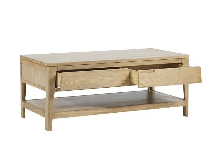 Impressive Trendy Ava Coffee Tables For Ava Coffee Table With Two Drawers Swagger Inc (View 23 of 50)