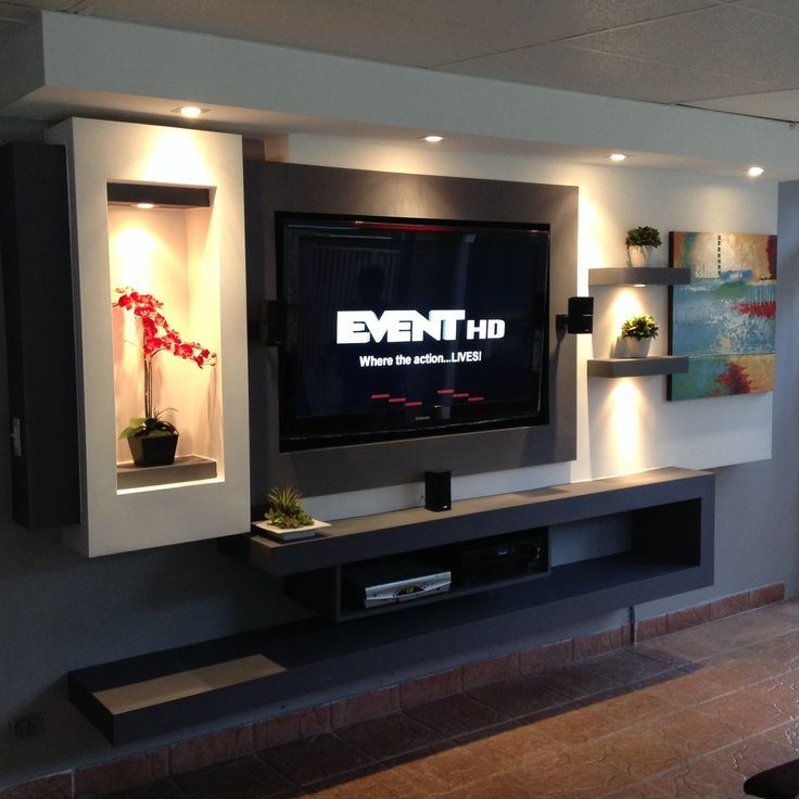 Impressive Trendy Como TV Stands With Best 25 Tv Unit Design Ideas On Pinterest Tv Cabinets Wall (Image 28 of 50)