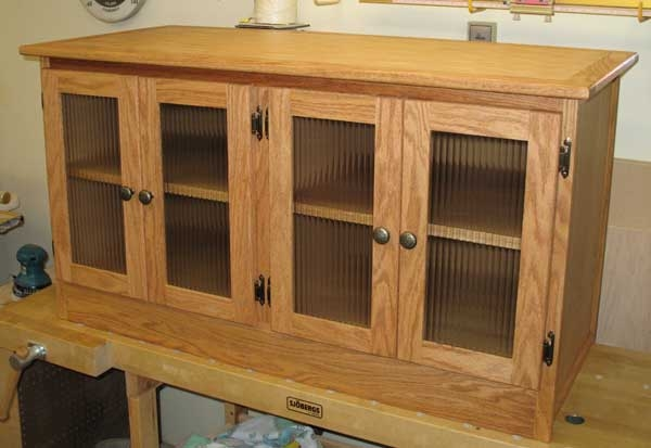 Impressive Trendy Glass And Oak TV Stands Intended For Oak Tv Stand Woodworking Blog Videos Plans How To (Image 20 of 50)