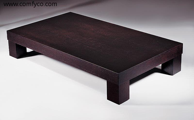 Impressive Trendy Square Dark Wood Coffee Tables For Low Square Dark Wood Coffee Table View Here Coffee Tables Ideas (Image 29 of 50)