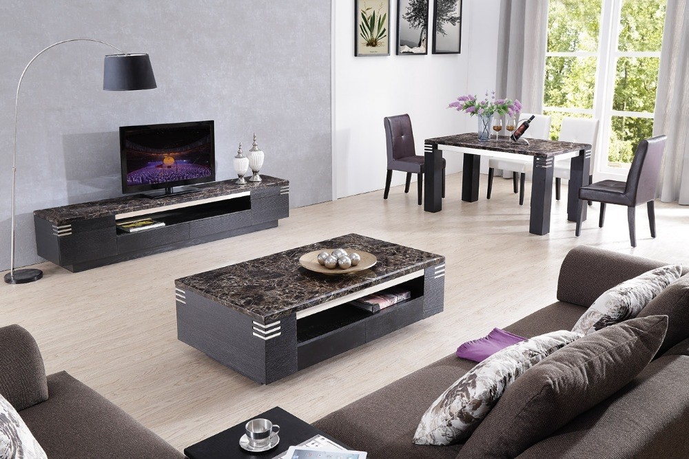 Impressive Trendy TV Stand Coffee Table Sets With Living Room Top Table Coffee And Tv Stand Set Home Interior Design (View 5 of 50)