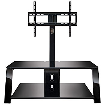 Impressive Unique Bell'O Triple Play TV Stands Pertaining To Amazon Bello Tp4444 Triple Play 44 Tv Stand For Tvs Up To (Image 27 of 50)