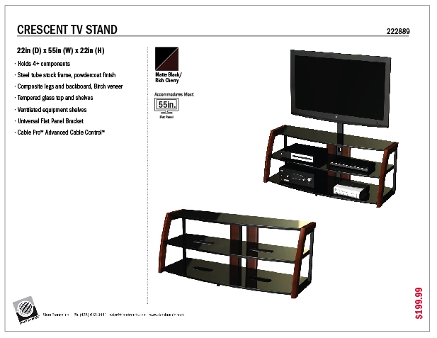 Impressive Unique Bracketed TV Stands In New Thp Taylor Hanson At Coroflot (Image 32 of 50)