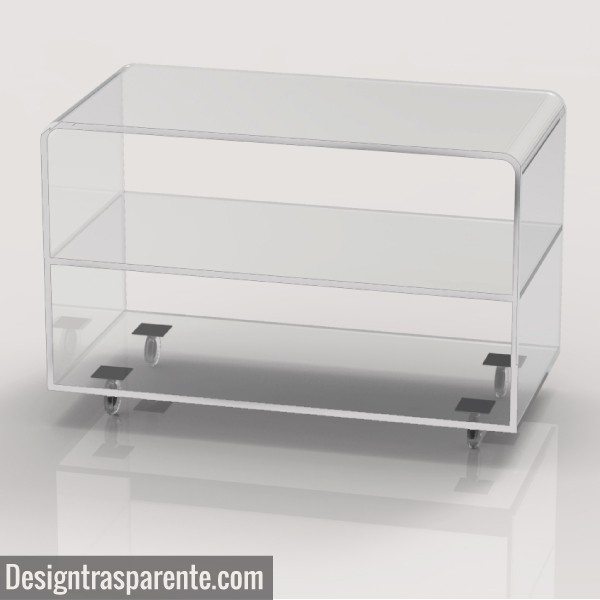 Impressive Unique Clear Acrylic TV Stands With Clear Acrylic Tv Stand Shopping Online Designtrasparente (Image 33 of 50)