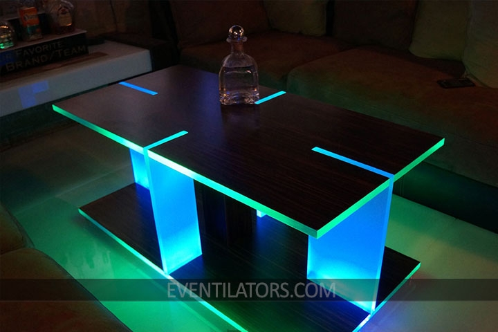 Impressive Unique Led Coffee Tables With Regard To Coffee Table (Image 33 of 50)