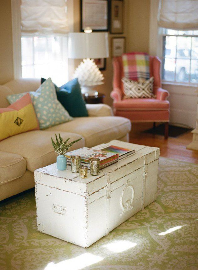 Impressive Unique Old Trunks As Coffee Tables With Best 25 Trunk Redo Ideas On Pinterest Wooden Trunks Toy Trunk (Image 30 of 50)