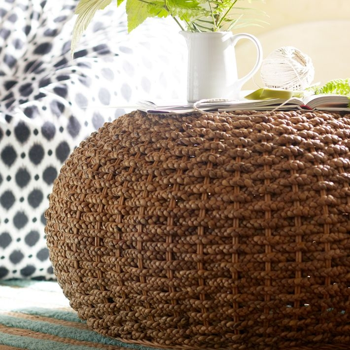 Impressive Unique Round Woven Coffee Tables With Woven Coffee Table (Image 36 of 50)
