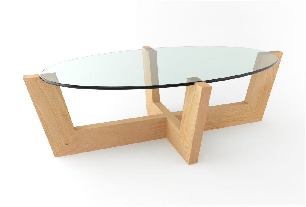 Impressive Variety Of Antique Glass Top Coffee Tables In Oak Coffee Table Glass Top Cocinacentralco (View 36 of 50)