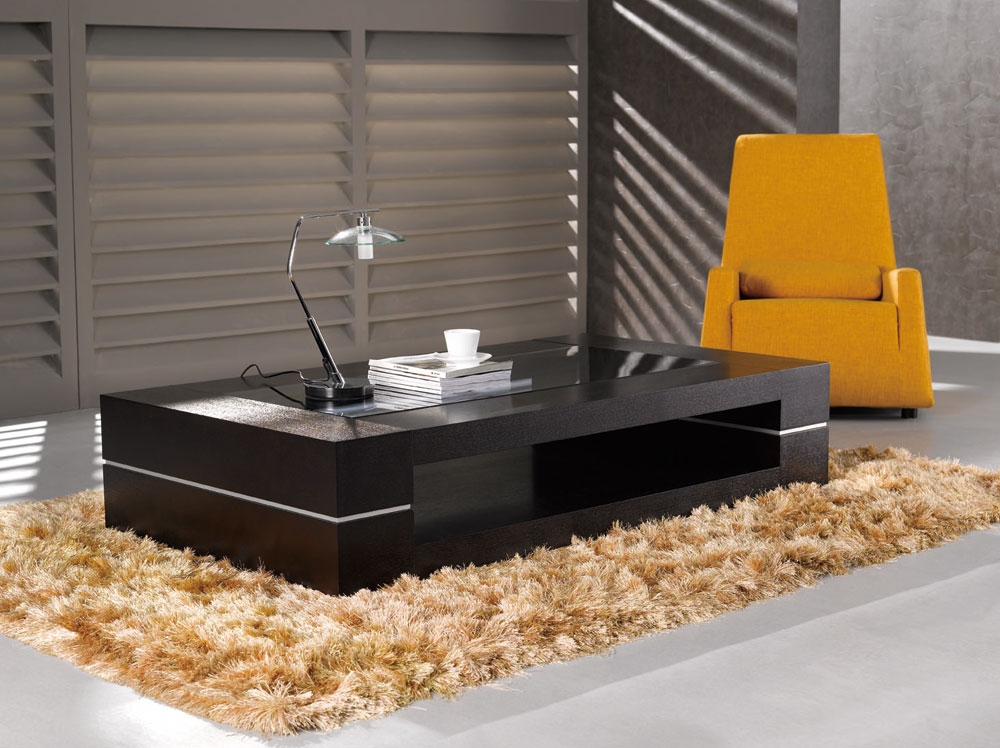 Impressive Variety Of Black Glass Coffee Tables For Contemporary Black Glass Coffee Table Design Ideas Modern Coffee (Image 34 of 50)