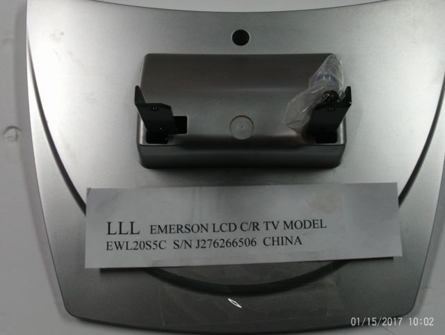 Impressive Variety Of Emerson TV Stands Pertaining To Emerson Tv Stand Fixed Model Ewl20s5c Ebay (View 6 of 50)