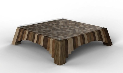 Impressive Variety Of Ethnic Coffee Tables For Sarrafo Coffee Table Notus Design Design Milk (Image 21 of 50)